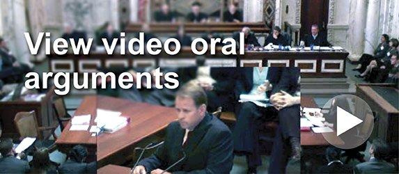 View video oral arguments