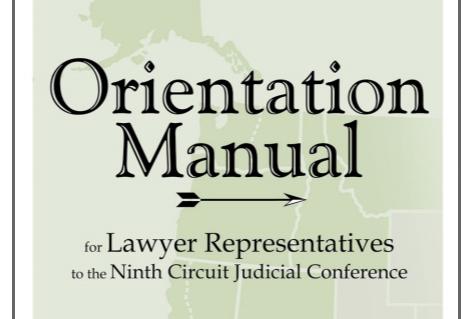 Lawyer Representative Orientation Manual