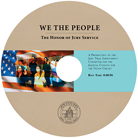 We The People: The Honor of Jury Service